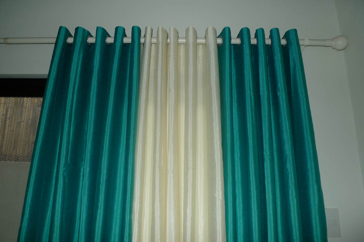 Teal living room curtains as brown and teal living room for interior
