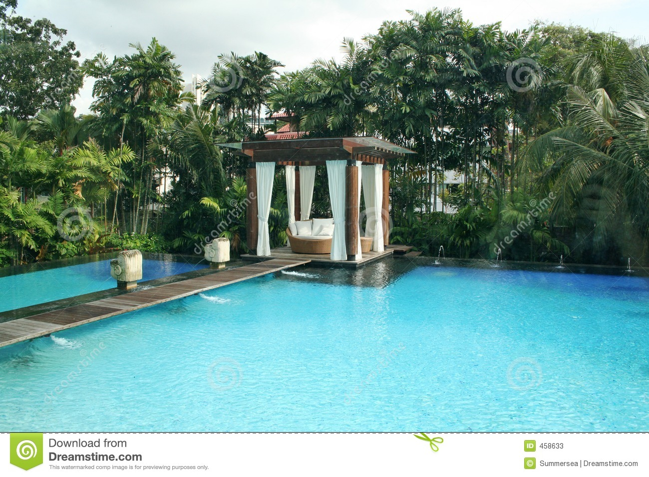 Swimming Pool Gazebo Pictures As